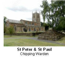 St Peter and St Paul Chipping Warden
