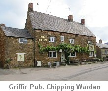 Griffin Pub, Chipping Warden