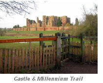 Castle and Millennium Trail