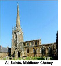 All Saints Middleton Cheney