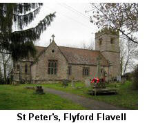 St Peters Flyford Flavell