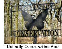 Butterfly Conservation Area